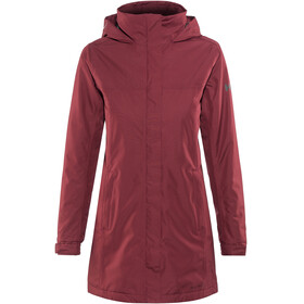 Helly Hansen Aden Insulated Coat Women Cabernet